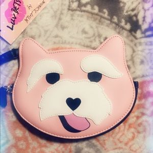 Handbags - Ruff you can collect that spare change!Coin Purse.